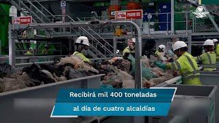 Evitará que los residuos se vayan a los rellenos sanitarios con la reducción de 750 toneladas de basura al día