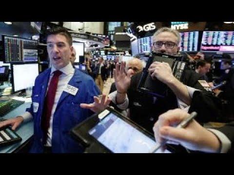 Stocks rally as US, Mexico reach new trade deal