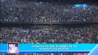 Iglesia Ni Cristo shows unity under Church leadership