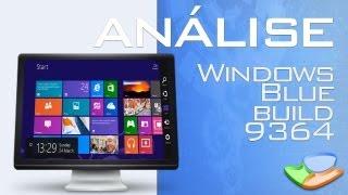 Windows Blue build 9364 [Primeiras impressões] - Tecmundo