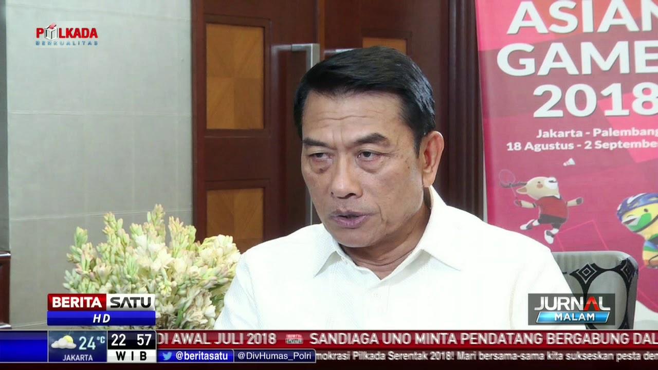 Moeldoko: Tugas KSP Membantu Presiden dan Wakilnya ...