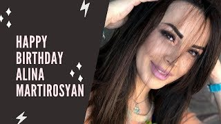 Happy BirthDay ALINA MARTIROSYAN