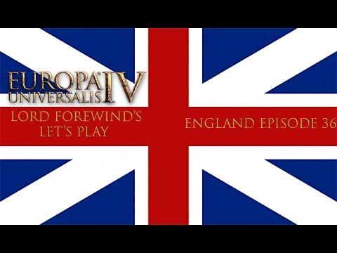 Europa Universalis IV - England Ep.36 Trade war!