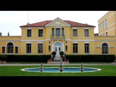 U.S. Embassy Tirana, Albania Grounds (with music)