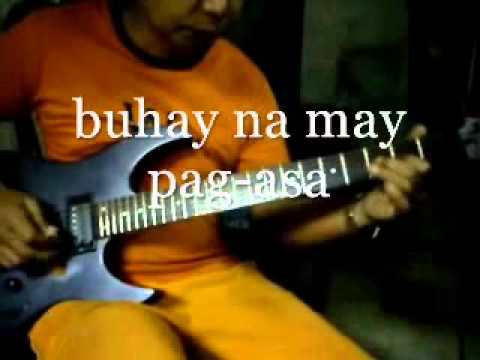 Lampara Bandbuhay Na May Pagasa Lead Guitar Youtube