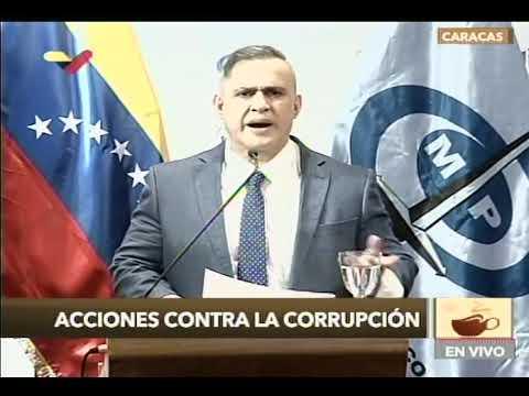 Fiscal Tarek William Saab sobre trama de corrupción IVSS estado Táchira