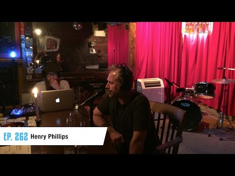 Henry Phillips - 262 | The Todd Glass Show