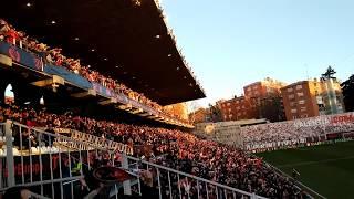 Fiesta en Vallekas: Rayo - Huesca
