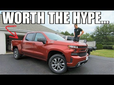TAKING DELIVERY Of a 2019 Silverado!!! Was it Worth the Wait???