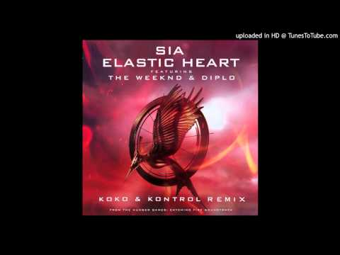 Sia - Elastic Heart (KoKo & Kontrol Remix)