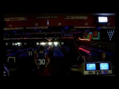 Bowling 4 Strikes In A Row - I Got A Turkey! | Jason Asselin