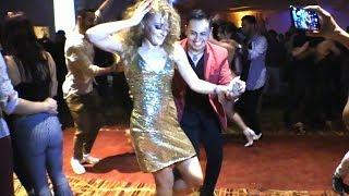 Natasha Tia & Yasbek Cervantes social salsa dancing @ LVS-SC'18!