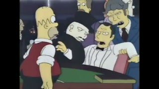 I'll Take A Hit, Dealer (The Simpsons)
