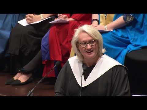 Edinburgh Napier University Graduation Ceremony Wednesday 31st Oct 2018