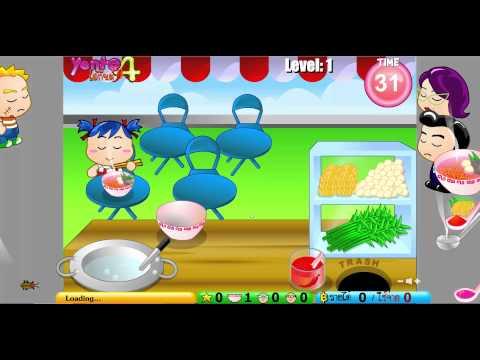 เกมส์ทำอาหาร เล่นเกมทำอาหาร (Cooking Game)