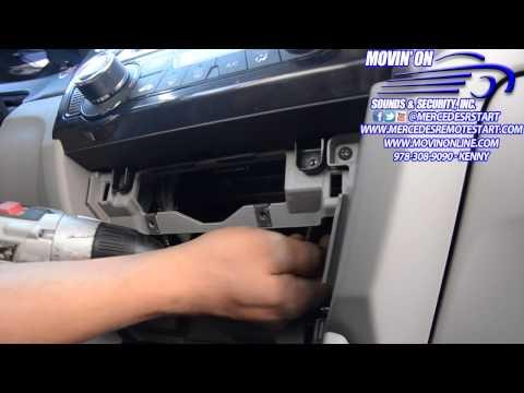 2014 - 2015 Honda Civic Dash Radio Removal How To Video
