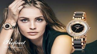 Часы женские, обзор красивых женских часов c Аliexpress
