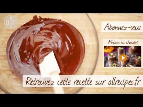 3 façons de faire fondre du chocolat