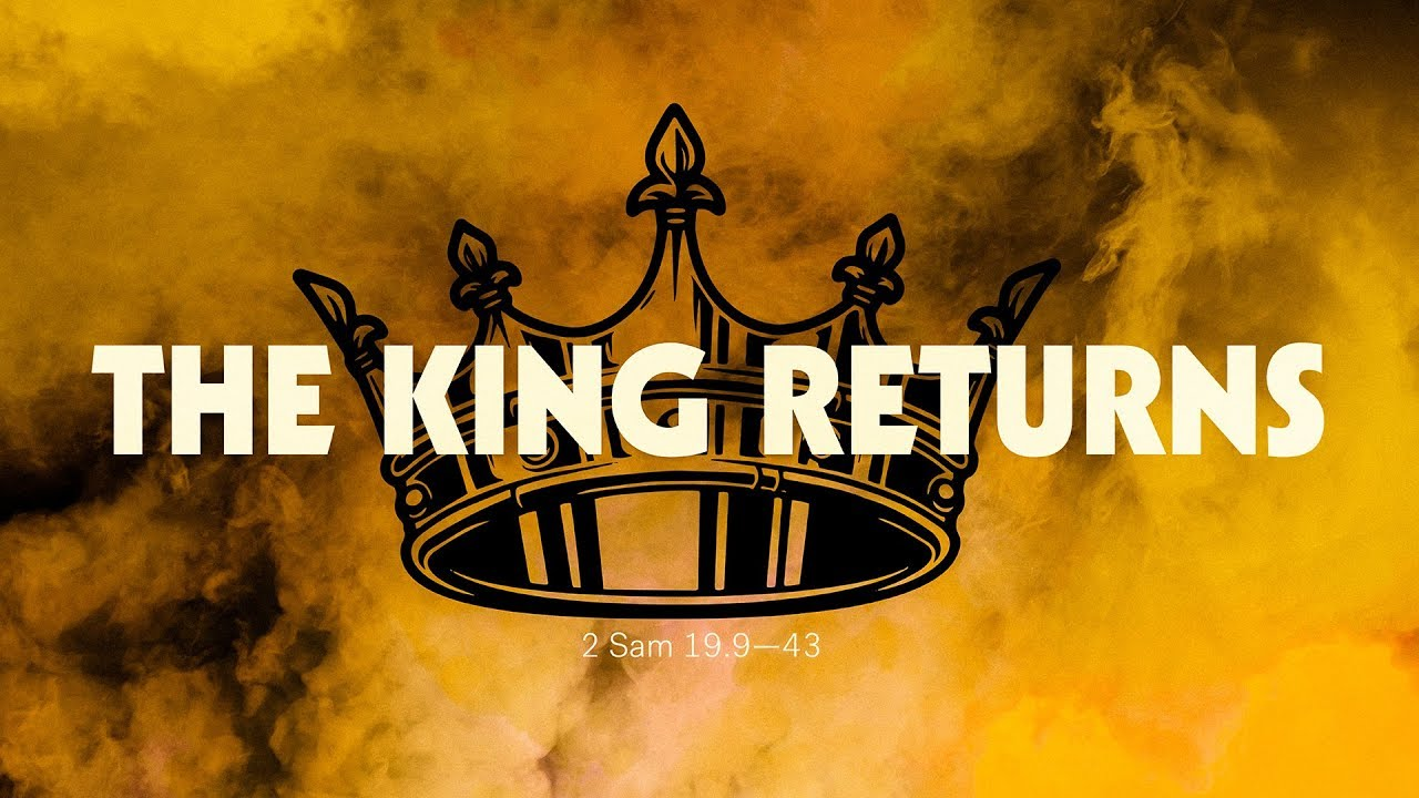 Royal Outcast Wk8: The King Returns Cover Image