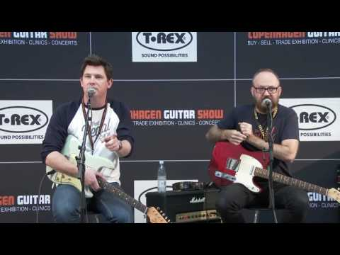 That Pedal Show at Copenhagen Guitar Show
