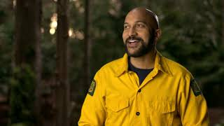 Playing With Fire - Itw Keegan Michael Key (official video)