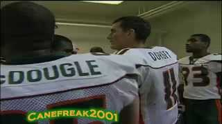 2002 Miami Hurricanes Football Highlights
