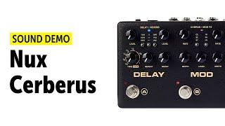 Nux Cerberus Sound Demo (no talking)
