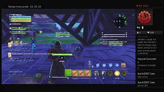 Fortnite Clan SAW Destruyers!! GIFTING WEAPONS!!! Save the world!!
