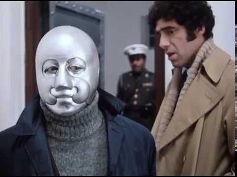 elliot gould interrogates a robot spy...