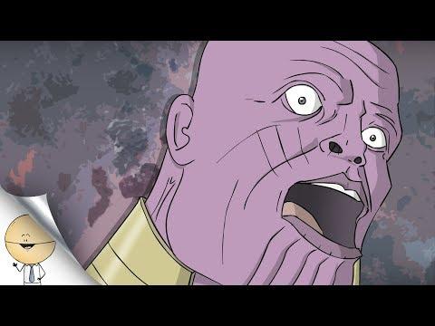 Ant-Man VS Thanos Butt (Animated Meme)