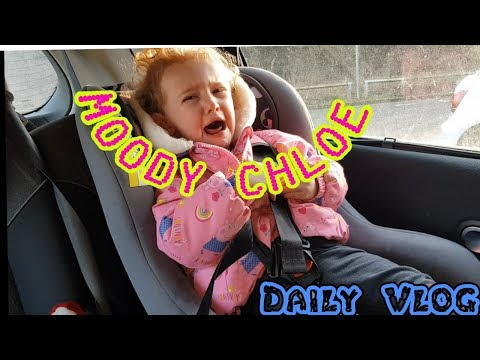 A moody Chloe | Daily Vlog | Steve's Vlogs