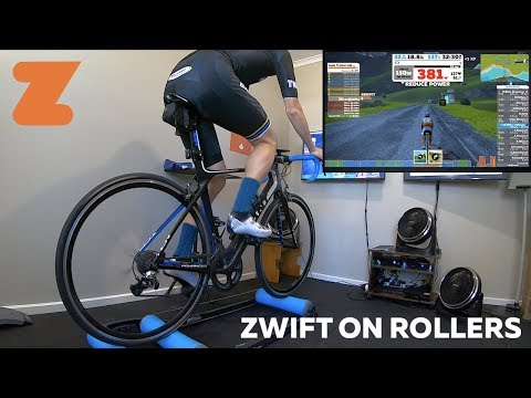 Can Zwift make you faster? - Bike Forums
