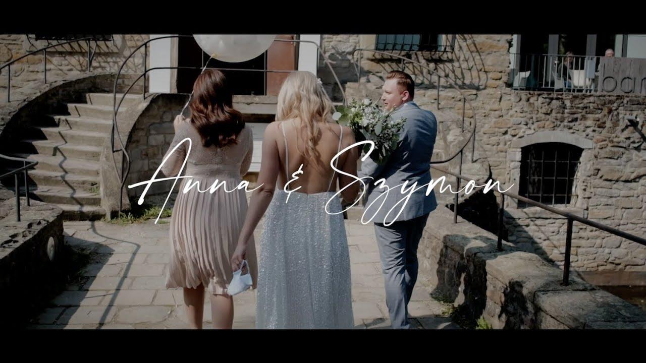 Die standesamtliche Hochzeit von Anna & Szymon | Wedding-Trailer Fujifilm X-T4 Hybrid Wedding