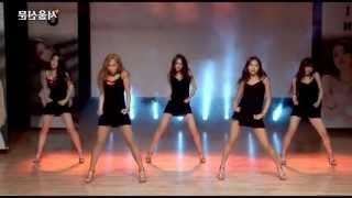 TAHITI 'Love Sick' mirrored Dance Cams