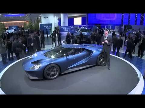 NBC Sports Presents the 2015 Detroit Auto Show on NBC