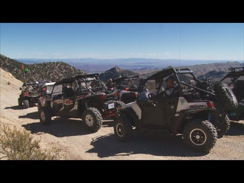 Tri-State OHV Jamboree - Exploring Catskill Mountains - 2016 Snowmobiles - Rockport Bird Festival