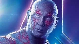Video The Hilarious Infinity War Line That Was Dave Bautista Improv download MP3, 3GP, MP4, WEBM, AVI, FLV Mei 2018