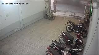 Trộm cắp xe quận 12