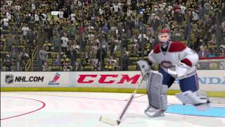 NHL 12 - All-New Dynamic Goalies Producer Video