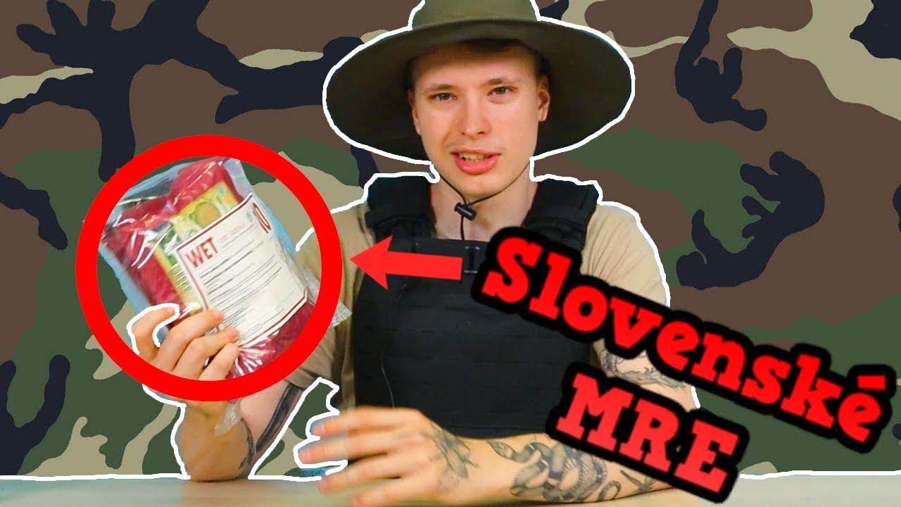 Strava Slovenskej Armády (Slovenské MRE)