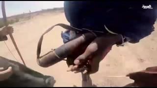 #أيام_أفريقية: أنت أحسن بالرمي أو الشنفرىٰ العربي؟!