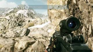 Medal of Honor 2010 PC gameplay HD #4 on Zotac GTS 450 AMP!