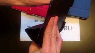 видео Купить аксессуары для iPad, цена в Санкт-Петербурге, Москве / Applepack.ru