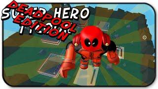 Roblox Super Hero Tycoon - Super Deadpool On A Trolling Rampage