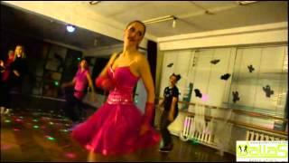 Halloween party Zumba and Strip dance at Dallas dance studio in Chisinau