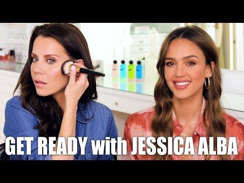GET READY with JESSICA ALBA