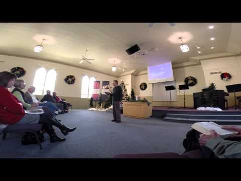 Discovery Christian Church of Bend, Oregon - Sermon - First Day of Advent
