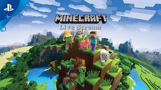 Minecraft  | Live Stream 10/11/18 (PS4)