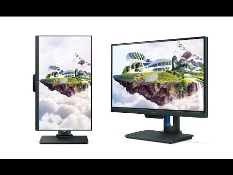 BenQ today Announces the PD2500Q 25-inch 2K QHD Professional Monitor