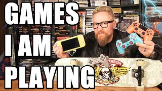 GAMES I AM PLAYING 2 - Happy Console Gamer